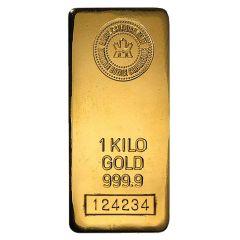 RCM 1 Kilo Gold Bar