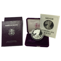 1995 American Silver Eagle Proof