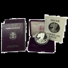 2001 American Silver Eagle Proof
