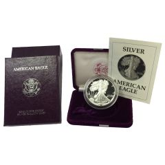 1987 American Silver Eagle Proof