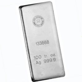 Buy 100 Oz Rcm Silver Bars Lowest Price Guarantee