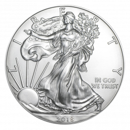 2018 American Silver Eagle Coin Lowest Price Guarantee