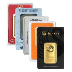 1 oz Gold Bar In Assay - Our Choice Brand