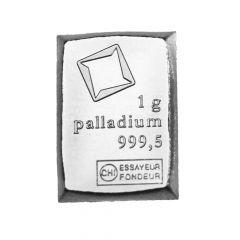 1 Gram Palladium Bar - Generic