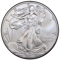 2011 American Silver Eagle Coin