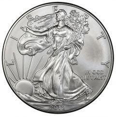 2012 American Silver Eagle Coin