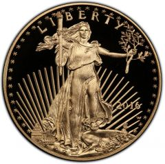 2016 1 oz American Gold Eagle Proof Coin