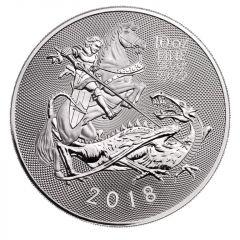 2018 10 oz Great Britain Valiant Silver Coin