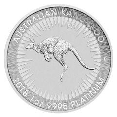 2018 Perth Mint Platinum Kangaroo Coin 1 oz