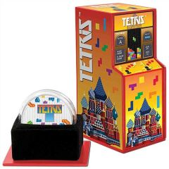 2019 1 oz Tetris® 35th Anniversary Proof Silver Coin