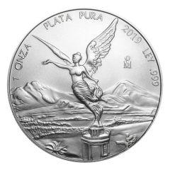2019 Mexican Libertad Silver Coin 1 oz