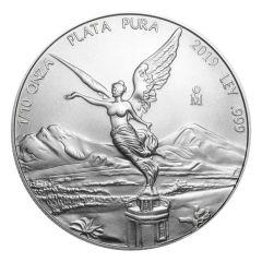 2019 Mexican Libertad Silver Coin 1/10 oz