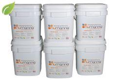 Numanna GMO-Free 6 Months Gluten Free Food Storage - 756 Servings