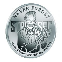 2017 Silver Shield Stratsec - Never Forget Series