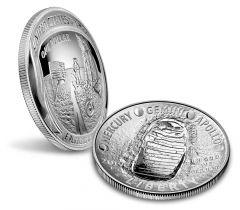 2019 US Mint Apollo 11 Anniversary Proof Silver Dollar