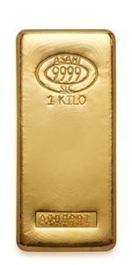 Generic Gold Kilo Bar
