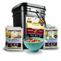 READYWISE Freeze Dried Breakfast Bucket - 120 Servings