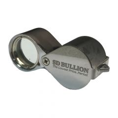 SD Bullion 10 x 18 Magnification Coin Loupe