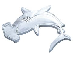 2019 1 oz Great Hammerhead Shark Silver Coin