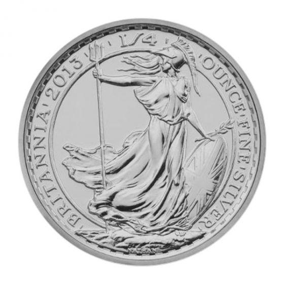 TUBE OF 15-2013 Silver 1//4oz SS Gairsoppa coin BU 50 Pence British Royal Mint