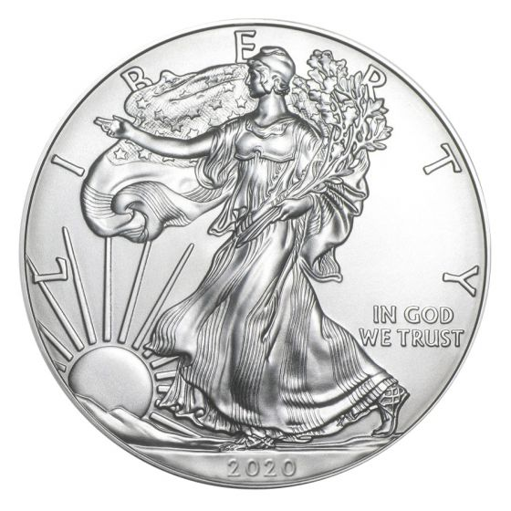 2013 BU American Silver Eagle One Dollar Uncirculated ASE US Mint Bullion Coin