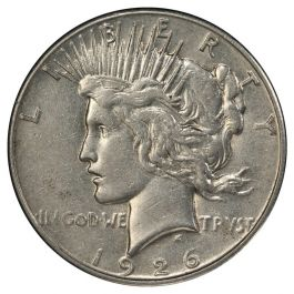 3 Peace Silver  Dollars Good to VG -1922-1925 Various Dates