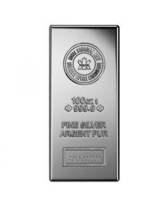 100 Oz Silver Bars I Lowest Price Guaranteed