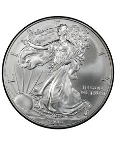 Silver American Eagles For Sale | Buy 1 oz Silver Eagle Coins