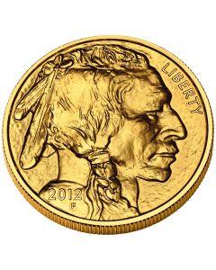 2012 1 oz US Gold Buffalo Coin BU