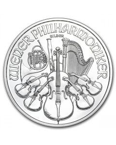 2013 Austrian Silver Philharmonic Mint Sealed Monster Box 500 oz BU