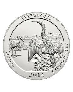 2014 Silver 5 oz ATB Everglades National Park America The Beautiful
