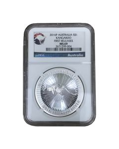 Australian Silver Kangaroo Coins For Sale | Lowest Price Online
