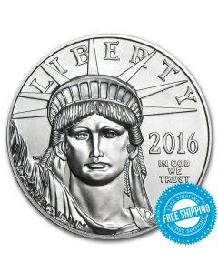 2016 1 oz Platinum American Eagle Coin