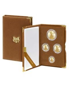 2017-W American Gold Eagle Proof Set - Includes Original Mint Box and COA