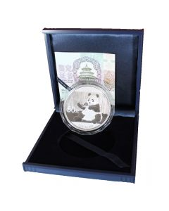 2017 Chinese Silver Panda Proof Coin 150 Gram