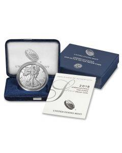 2018 (S) American Silver Eagle Proof Coin 1 oz