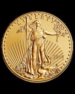 2019 1/2 oz Gold American Eagle Coin BU