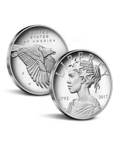 2017-P American Liberty Silver Medal Proof - 225th Anniversary Release