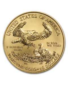 2016 1/4 oz Gold American Eagle Coin