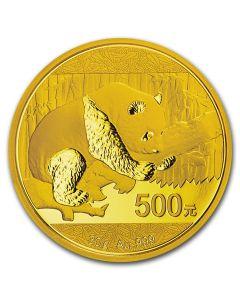 2016 30 Gram Chinese Gold Panda Coin BU