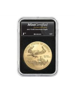 2017 1 oz American Gold Eagle Coin - MintCertified First30™