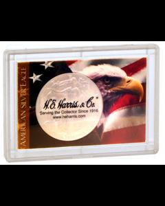 Perma Lock Case for American Silver Eagle - Patriotic
