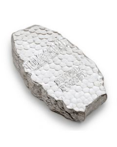 Tombstone 5 oz Silver Nugget Bar - Scottsdale Mint