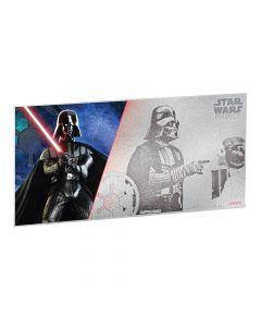 Star Wars A New Hope 5g Silver Foil - Darth Vader