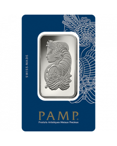 1 oz Palladium Bar - Design our Choice