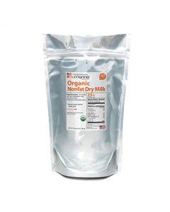 Premium Organic Milk Powder 40 Serving Pouch