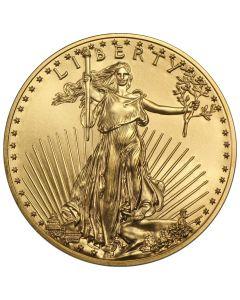 1/4 oz Gold American Eagle Coin - Random Year