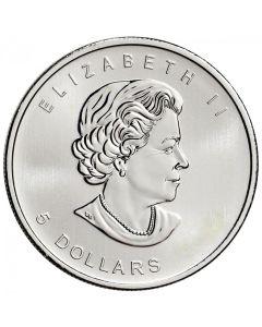 Random Design Royal Canadian Mint Silver Coins 1 oz