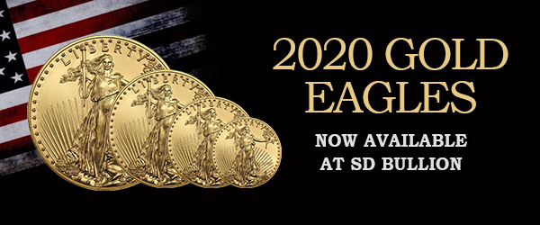 2020 American Gold Eagle Blog