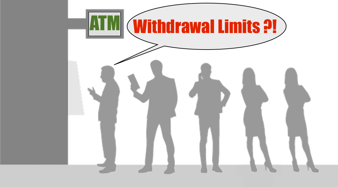 ATM Withdrawal Limit?